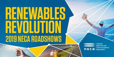 Albury: 2019 NECA Roadshow