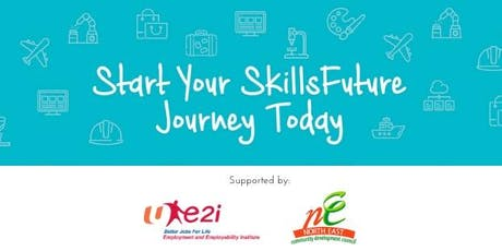 SkillsFuture Advice Workshop @ NLB Tampines Hub (Programme Zone, Level 6) tickets