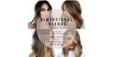 Dimensional Blends, Blondes and Brunettes