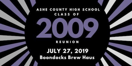 ACHS Class of 2009 Reunion