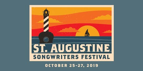 St Augustine Songwriters Festival tickets