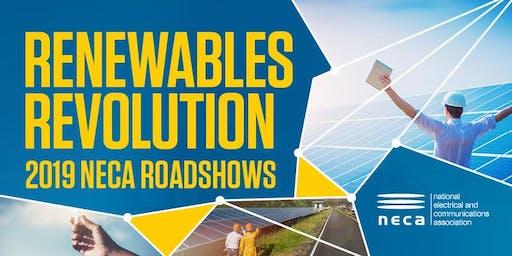 Croydon: 2019 NECA Roadshow