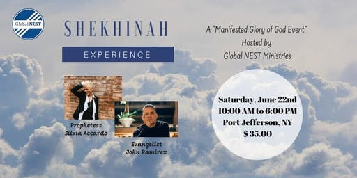 A Shekhinah Experience with Evangelist John Ramirez & Prophetess Silvia Accardo