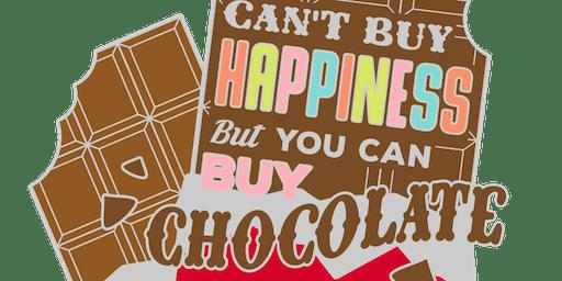 World Chocolate Day 1 Mile, 5K, 10K, 13.1, 26.2 -Shreveport