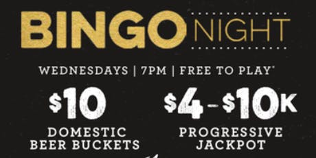 Bar Bingo tickets