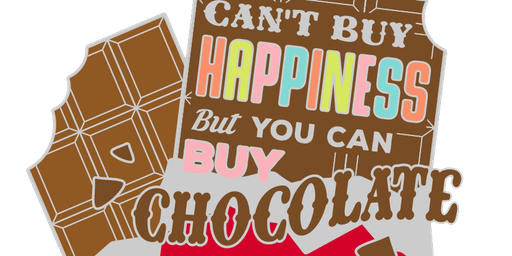 World Chocolate Day 1 Mile, 5K, 10K, 13.1, 26.2 -Carson City