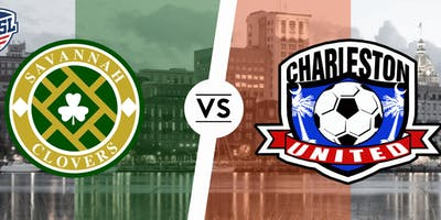 UPSL Soccer: Savannah Clovers v Charleston United