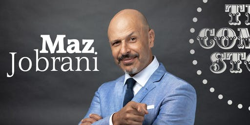 Maz Jobrani Saturday 9:45pm