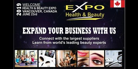 Health and Beauty Expo tickets