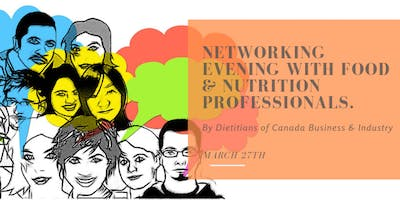 Networking Evening with Food & Nutrition Professionals