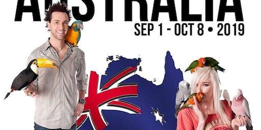 MASTERCLASS | Perth AUS