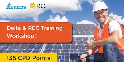 Delta & REC Training Workshop (Perth)