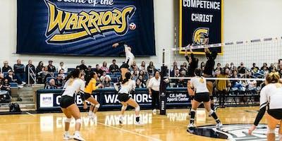 Corban University Elite High School Volleyball Camp July 24th & 25th