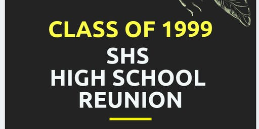 Class of 1999 High School Reunion - Celebrating 20 years!