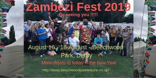 Zambezi Fest 2019 - Thursday night is a Freebie* !!