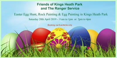 Easter Egg Hunt and Rock Painting_1