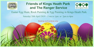 Easter Egg Hunt and Rock Painting_2