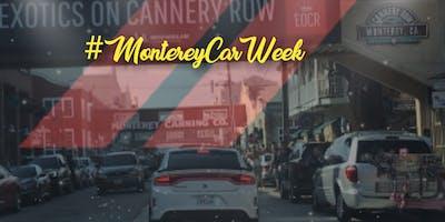 Mopar's On Cannery Row Monterey Car Week Meet/Cruise