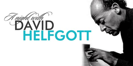 A Night with David Helfgott tickets