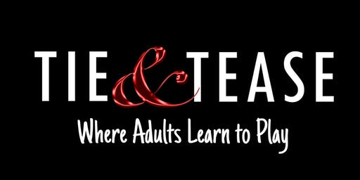 Tie and Tease Adult Game Night