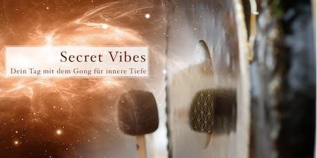 Secret Vibes - Dein Tag für Innere Tiefe tickets
