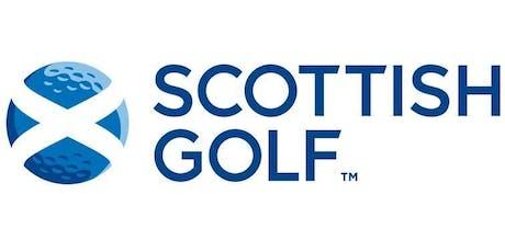 World Handicap System Seminar - Royal Dornoch Golf Club tickets