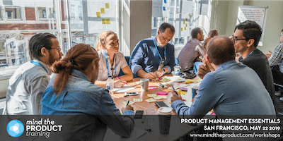 Product Management Essentials Training Workshop - San Francisco
