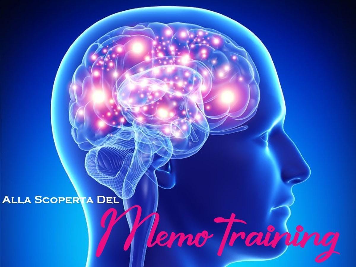 Memotraining Masterclass - metodo di apprendi