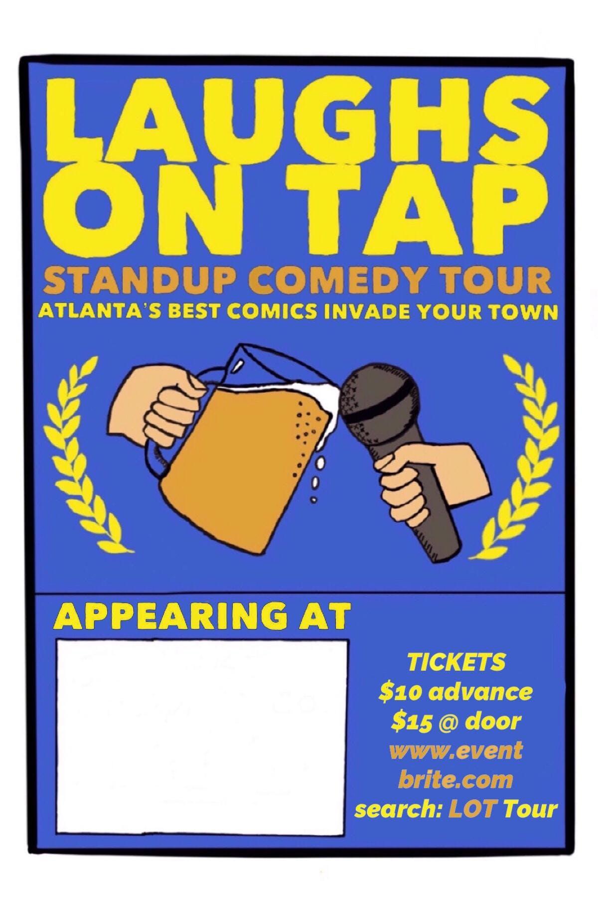 LOT Brewery Tour: Hoppy Trout 9:30PM