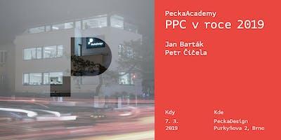 PeckaAcademy: PPC v roce 2019