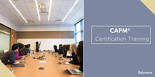 CAPM Certification Training in Charleston, WV
