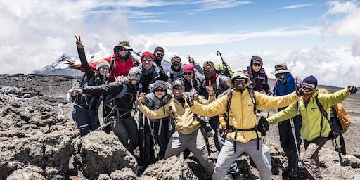 Kilimanjaro via Machame Route