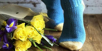 Socks for Beginners at Seeded with Nicky Barfoot