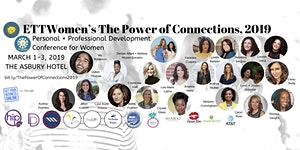 ETTWomen's: The Power of Connections, 2019 Conference...