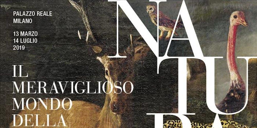 """Risultati immagini per """"IL MERAVIGLIOSO MONDO DELLA NATURA"""", A PALAZZO REALE - MILANO"""