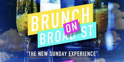 #BrunchOnBROADst