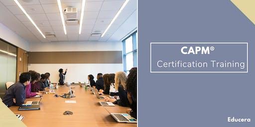 CAPM Certification Training in Goldsboro, NC