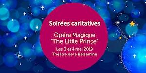 Soirée caritative : The Little Prince - Le Petit Prince