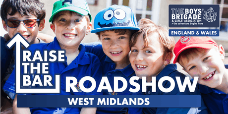 Raise the Bar Roadshow - West Midlands tickets