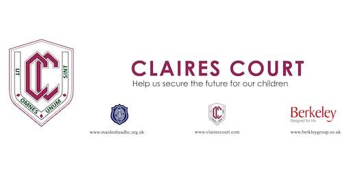Claires Court Maidenhead Area Development Management Panel Meeting