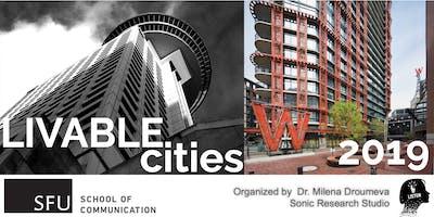 Livable Cities 2019: Bridges and Paths