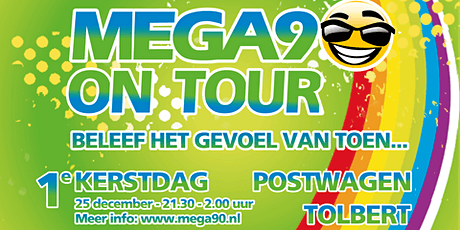 MEGA90's Tolbert tickets