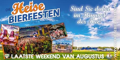 Die Heise Bierfesten 2019 tickets