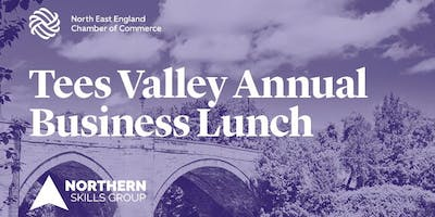 Tees Valley Annual Business Lunch