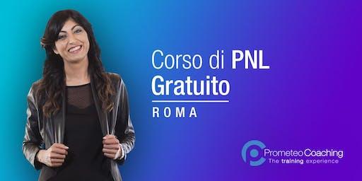 Corso di PNL gratuito a Roma - PNL Experience