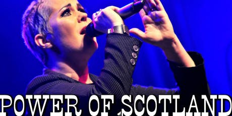 Power of Scotland - a tribute to Scottish artists tickets