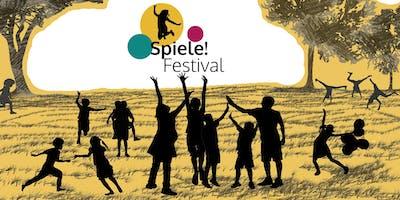 Spezialticket Spiele!Festival für Workshop Teilnehmende