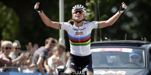 Nederlandse Loterij NK Wielrennen Ede - wegwedstrijden beloften en vrouwen