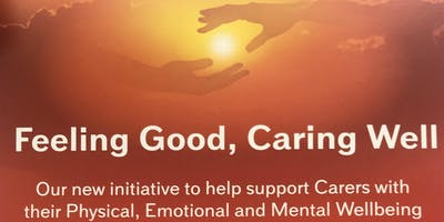 FAMILY CARERS - FEELING GOOD, CARING WELL - COUNTRYSIDE WALK
