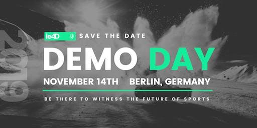 leAD Sports Accelerator Demo Day 2019